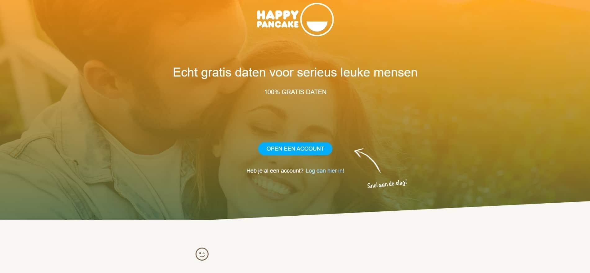 HappyPancake.nl Datingsites
