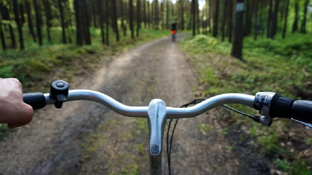 Åka på cykeltur